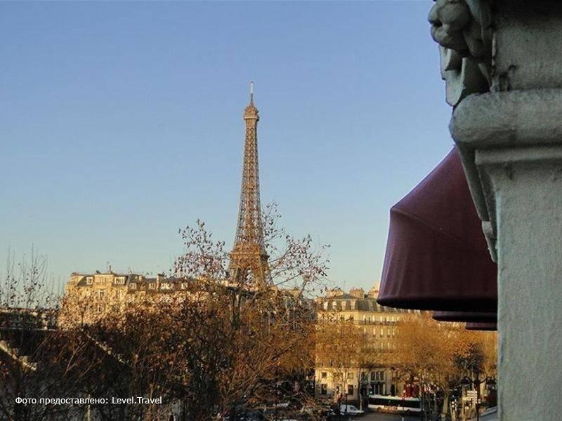 Фотография Hotel Derby Eiffel