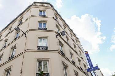 Comfort Hotel Nation Pere Lachaise 3*