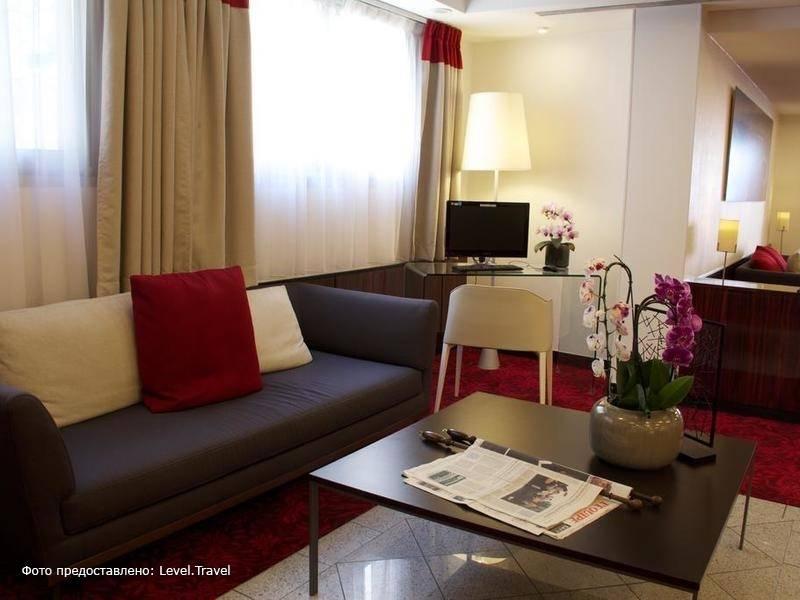 Фотография Le Richemont Hotel