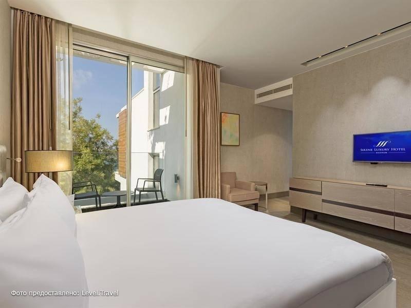 Фотография Sirene Luxury Hotel Bodrum