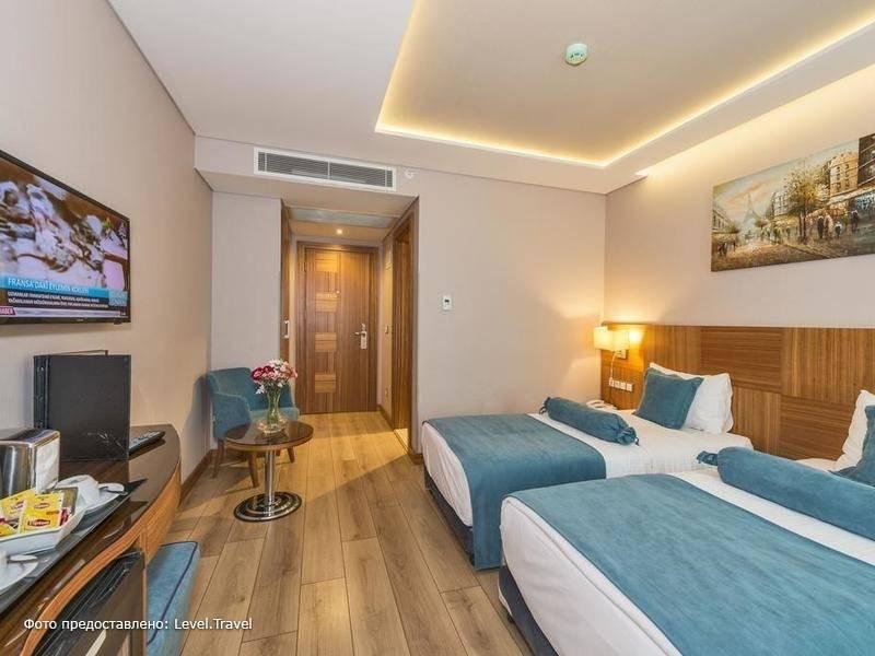 Фотография The Meretto Hotel Istanbul