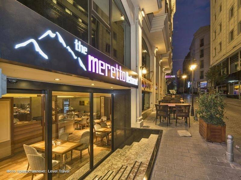 Фотография The Meretto Hotel Laleli