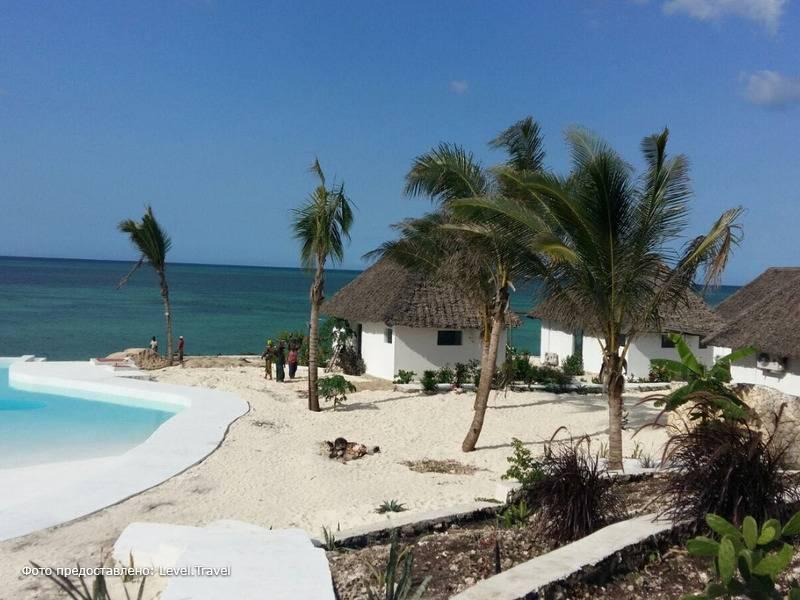 Фотография Zanbluu Beach Hotel