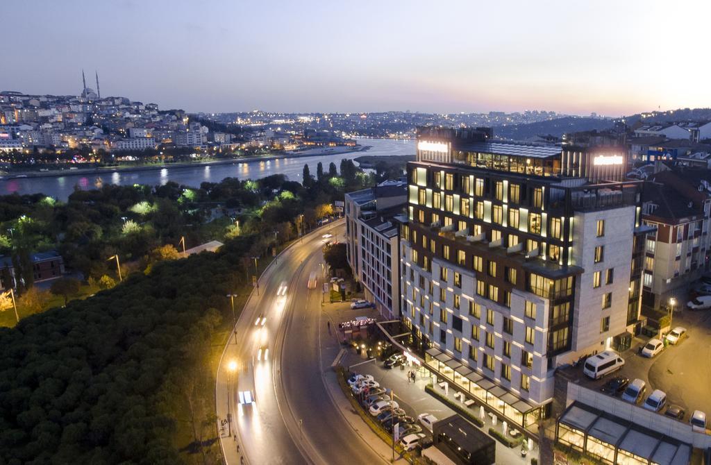 Отель Movenpick Istanbul Hotel Golden Horn, Стамбул, Турция