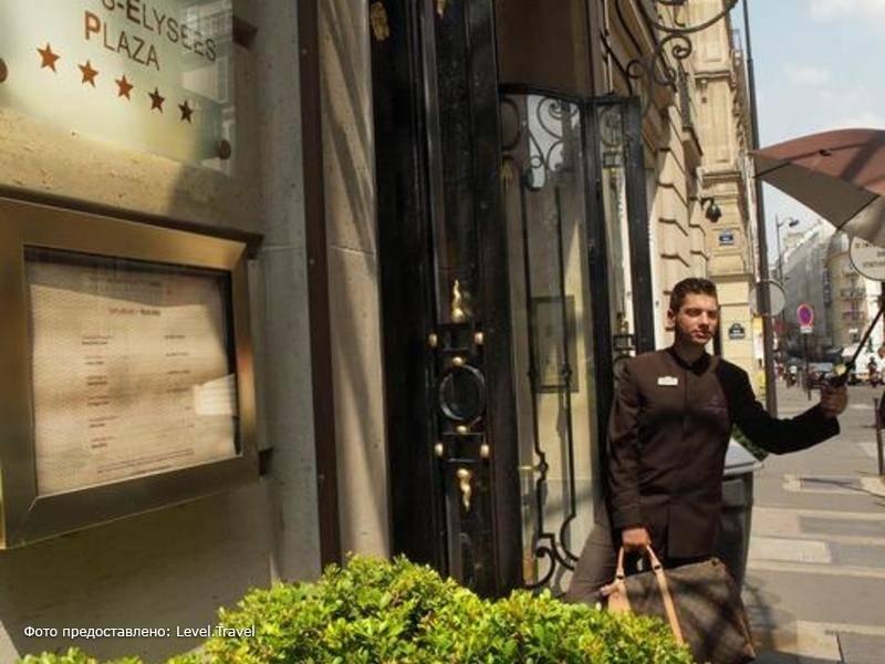 Фотография Champs Elysees Plaza