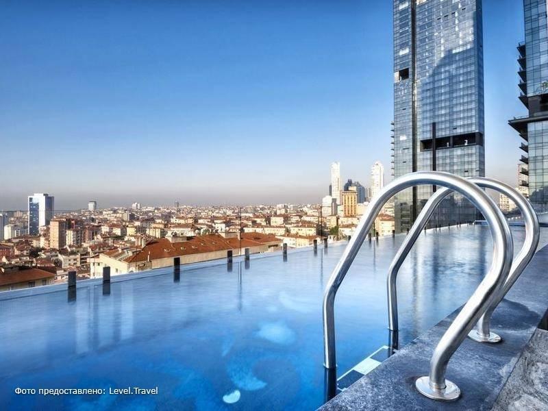 Фотография Fairmont Quasar Istanbul Hotel