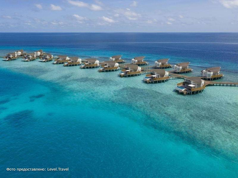 Фотография JW Marriott Maldives Resort & Spa