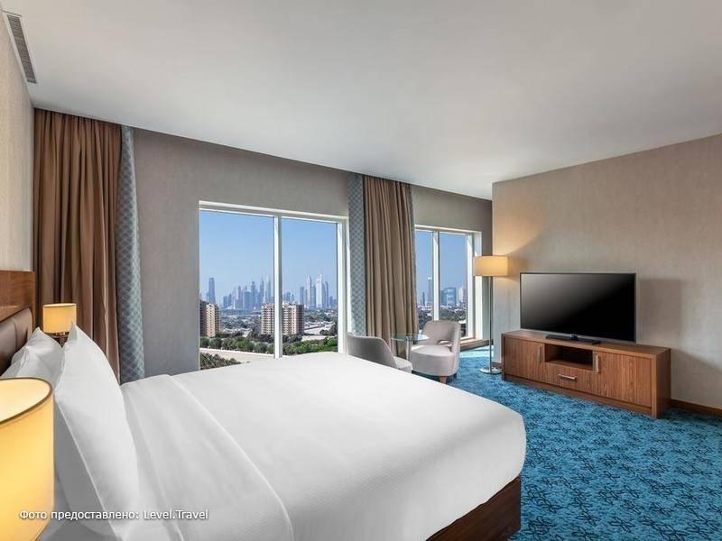 Фотография Hilton Garden Inn Dubai Al Jadaf Culture Village