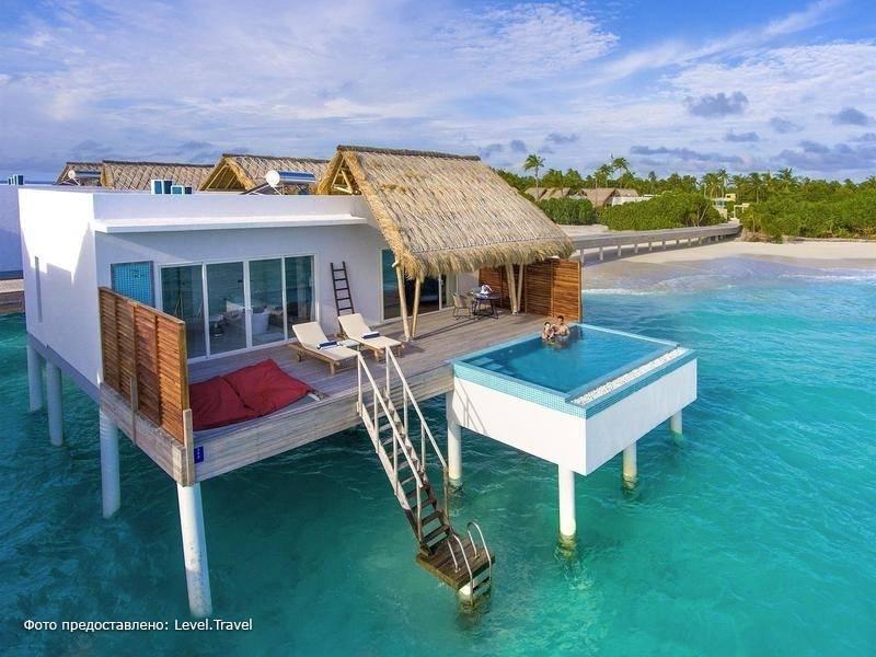 Фотография Emerald Maldives Resort & Spa