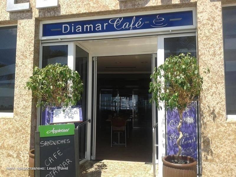 Фотография Diamar Hotel