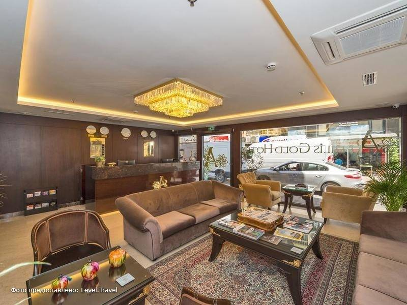 Фотография Aprilis Gold Hotel