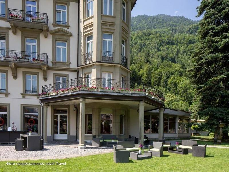 Фотография Lindner Grand Hotel Beau Rivage