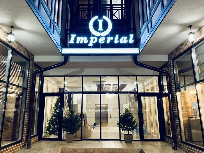 Grace Imperial Hotel&Spa