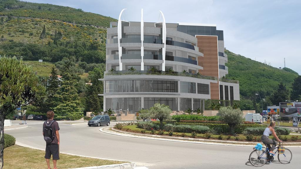 Отель Square Hotel, Будва, Черногория