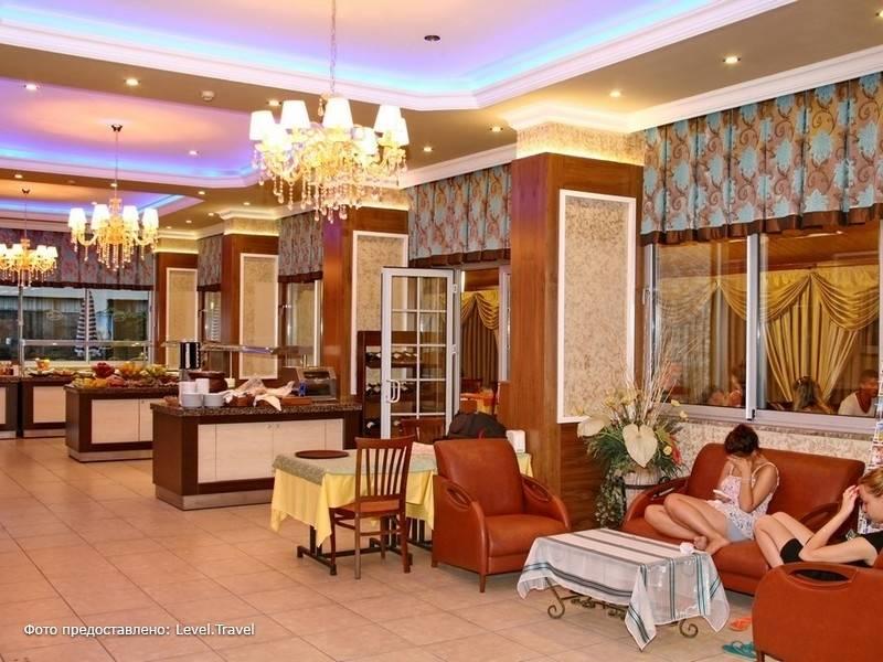 Фотография Alanya Beach Hotel