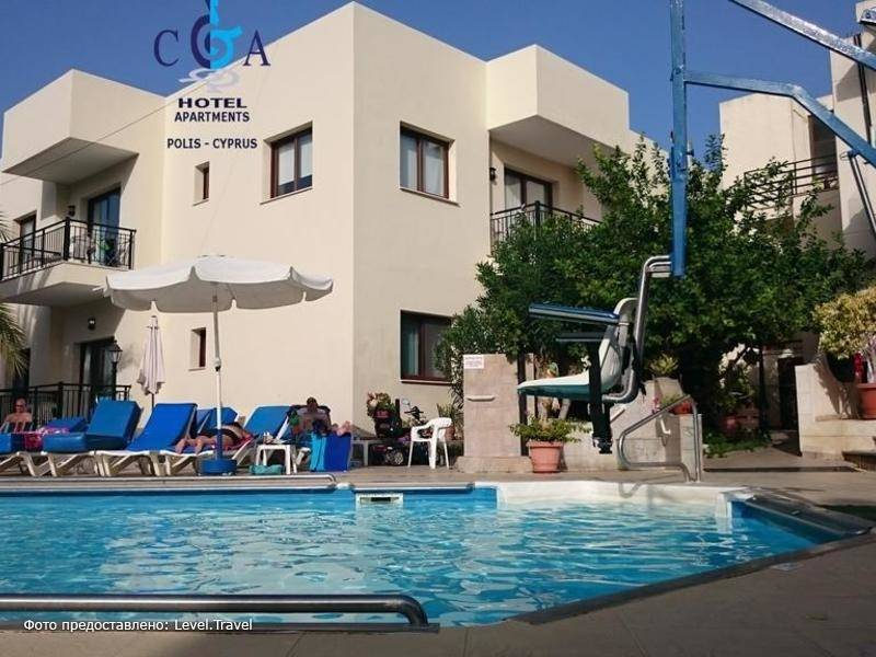 Фотография C & A Hotel Apartments (Handicaped Only)