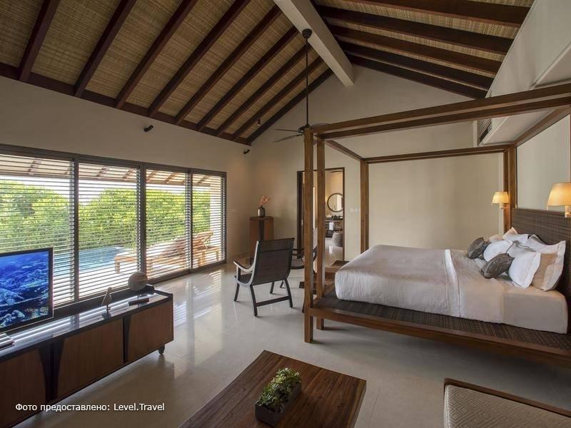 Фотография The Residence Maldives At Dhigurah