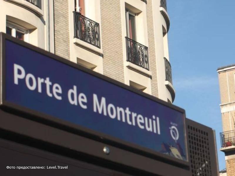 Фотография Ibis Paris Porte De Montreuil