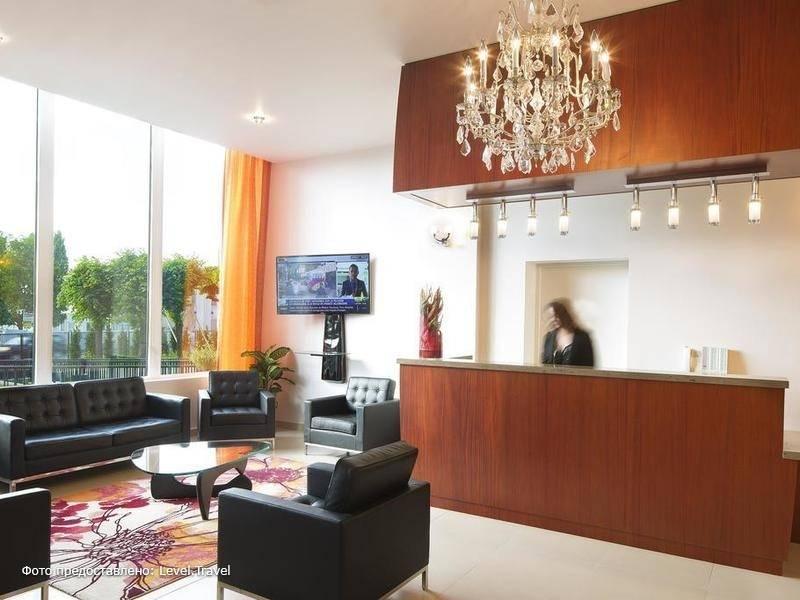 Фотография Executive Hotel Gennevilliers