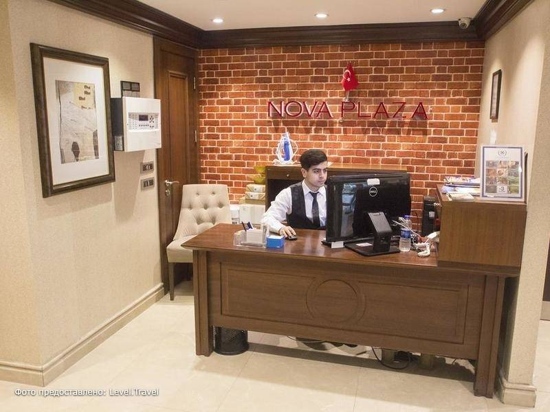 Фотография Nova Plaza Boutique Hotel & Spa