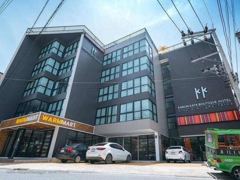 Фотография KK Karon Kata Boutique Hotel