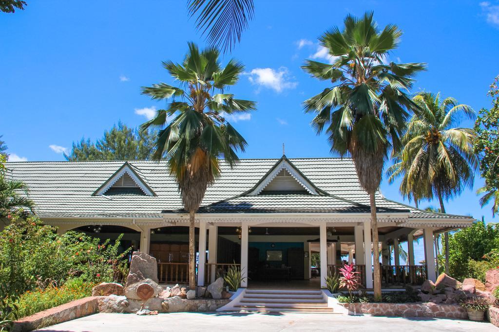 Отель Cote D'Or Lodge, Праслен, Сейшельские Острова
