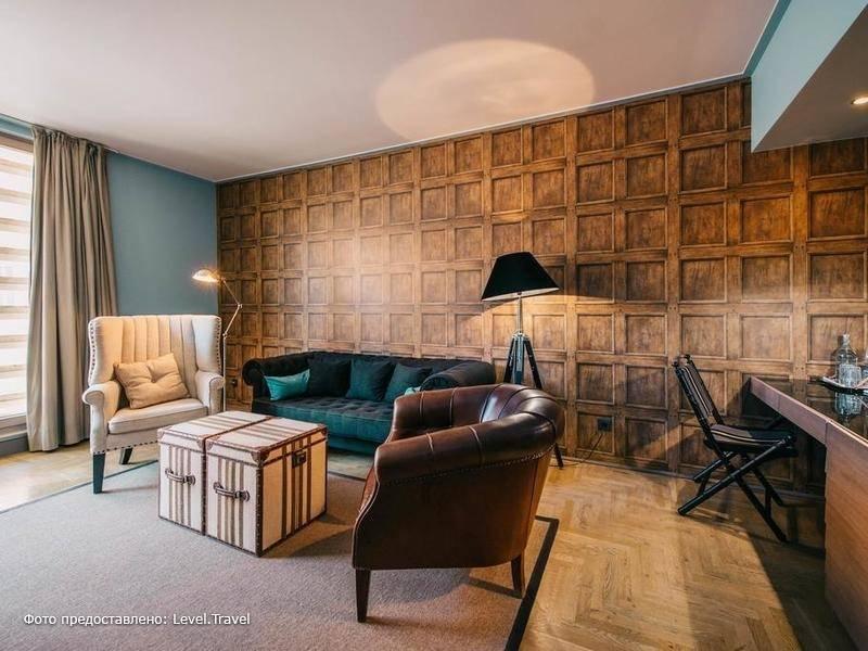 Фотография Baltazar Budapest Boutique Hotel