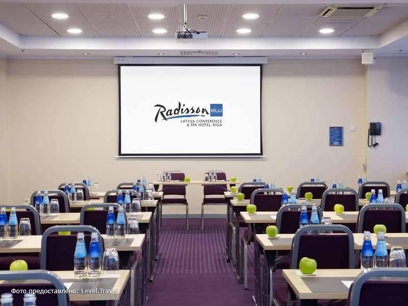 Фотография Radisson Blu Hotel Latvia