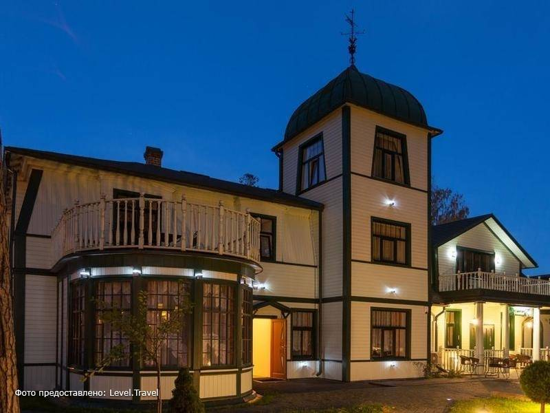 Фотография Sunset Hotel Jurmala