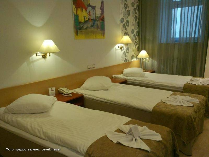 Фотография A1 Hotel