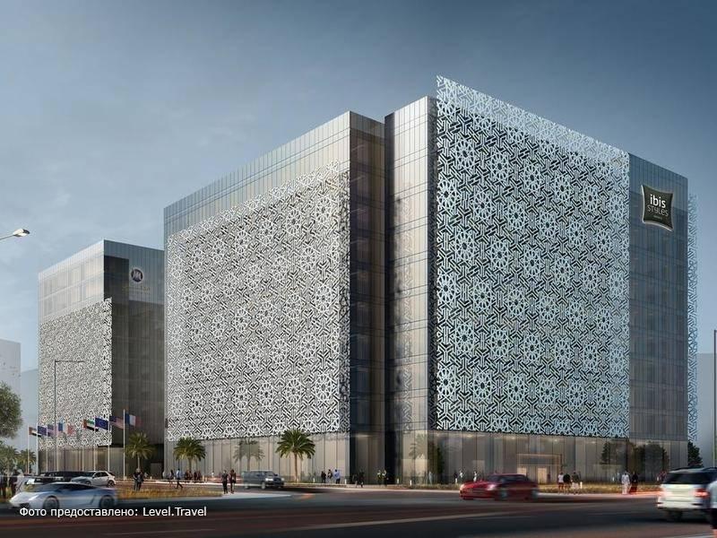 Фотография Ibis Styles Dubai Airport Hotel