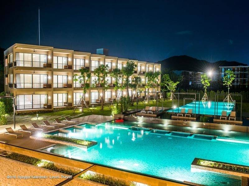 Фотография The Gallery Hotel Naiharn
