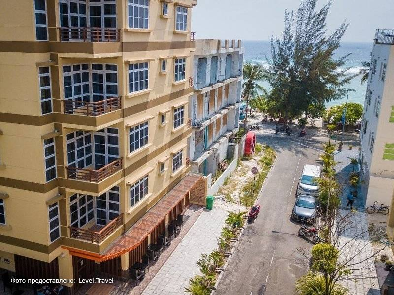 Фотография Three Inn Hotel