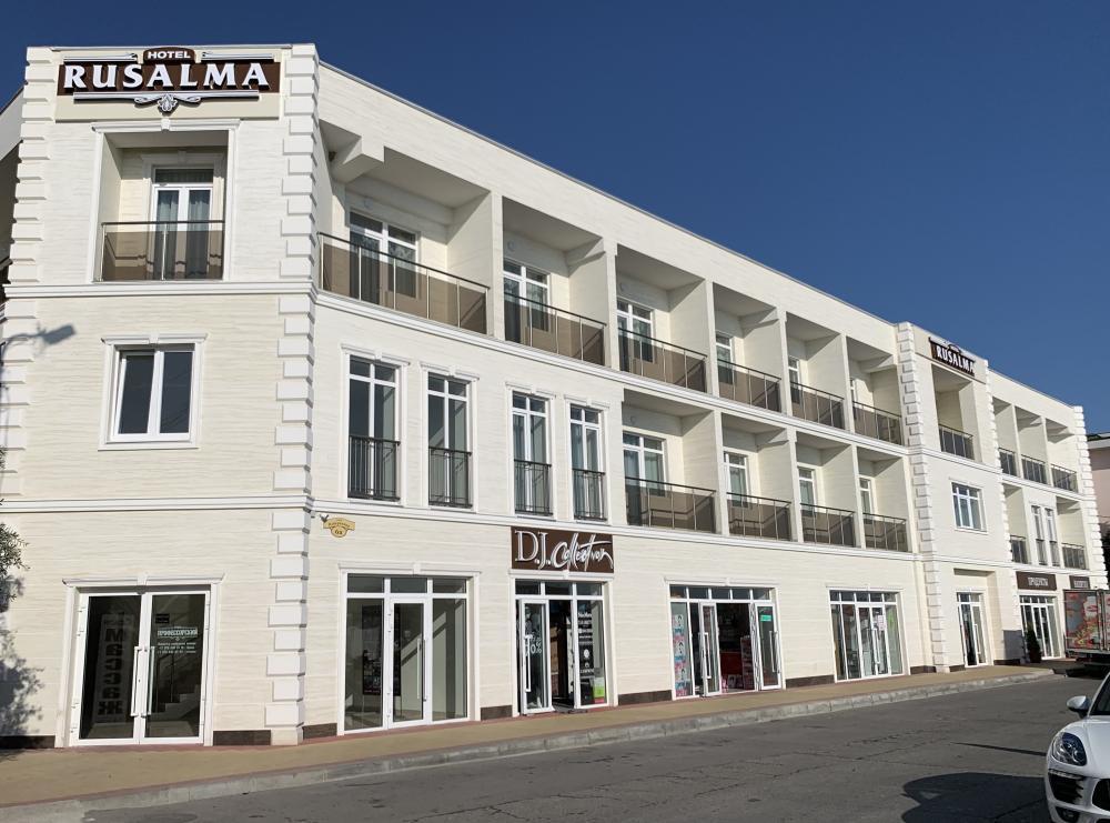 Отель Отель Русалма, Алушта, Россия