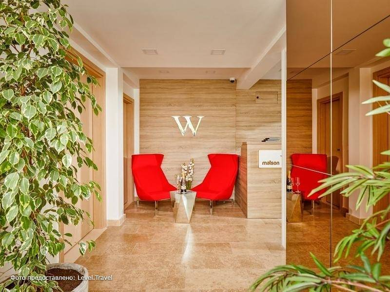 Фотография Apartments Maison W