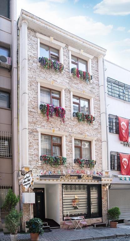 Отель Miran Hotel, Стамбул, Турция
