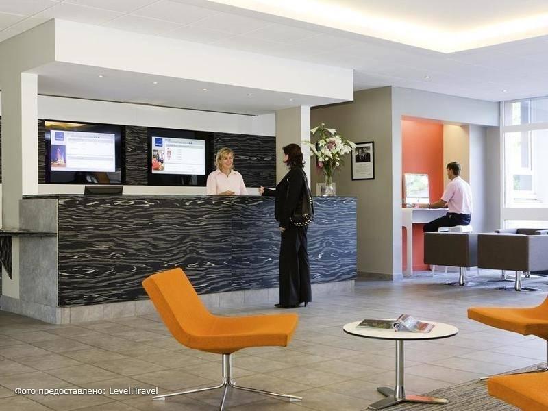 Фотография Novotel Nice Aeroport Cap 3000
