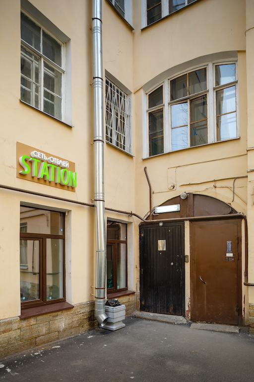 Отель Отель Станция Гороховая 73, Санкт-Петербург, Россия