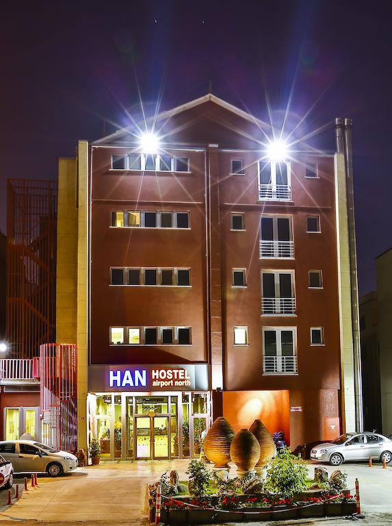 Отель Han Hostel Airport North, Стамбул, Турция