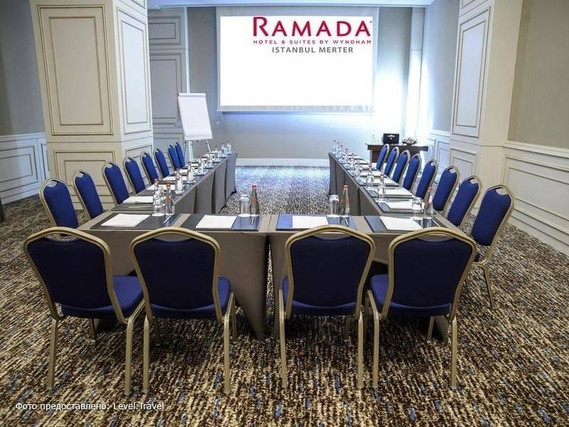 Фотография Ramada Hotel & Suites Istanbul Merter
