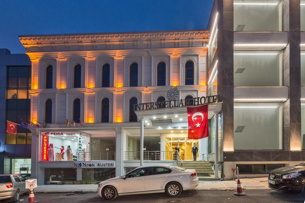 Отель Interstellar Hotel, Стамбул, Турция