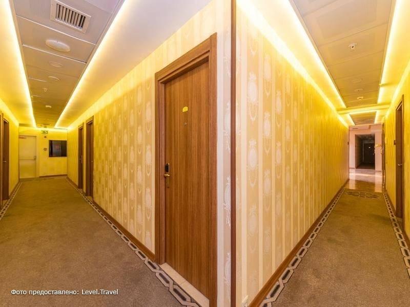 Фотография Interstellar Hotel
