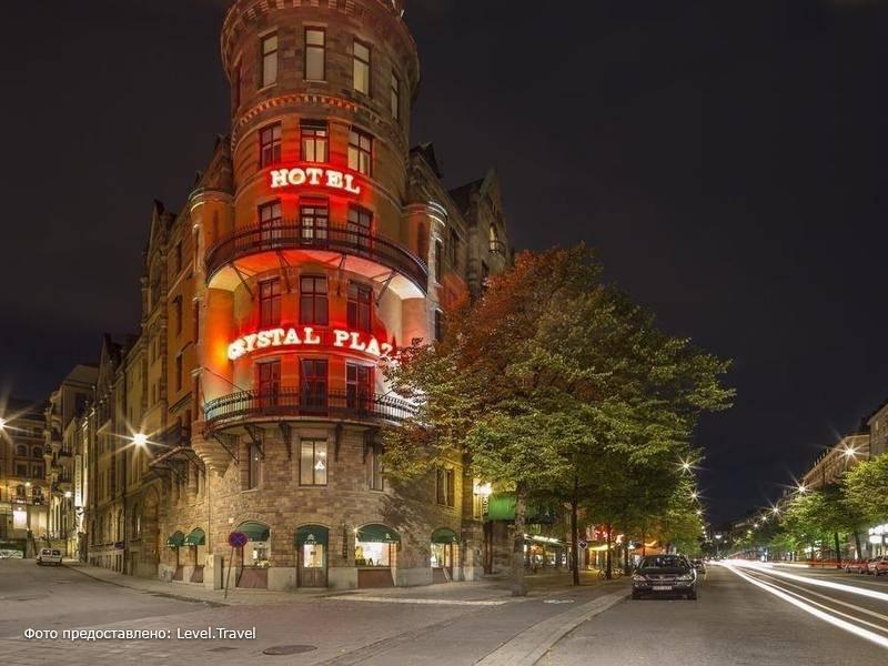 Фотография Cristal Plaza