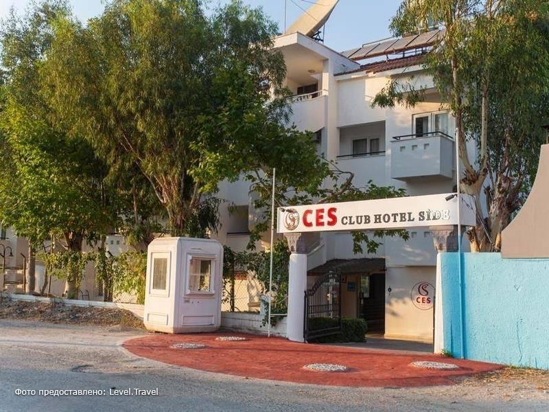 Фотография CES Club Hotel Side