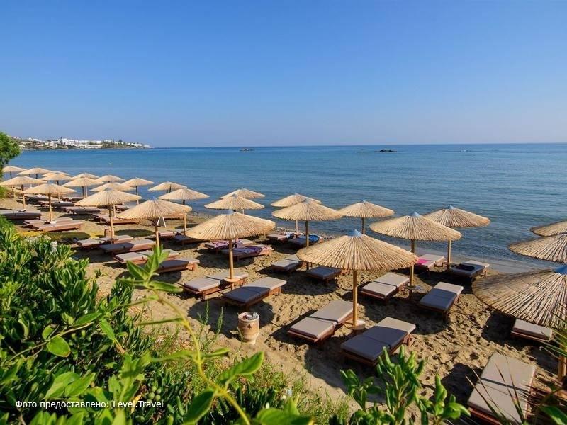 Фотография Vasia Zephyros Beach Hotel