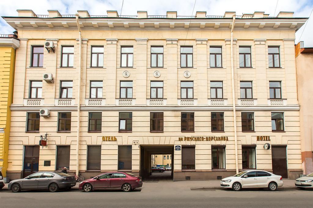 Отель Отель На Римского-Корсакова, Санкт-Петербург, Россия