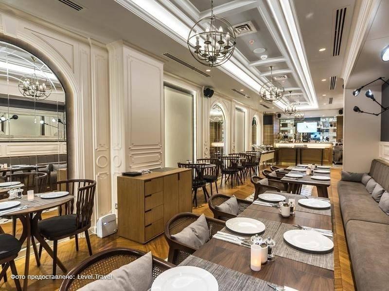 Фотография Arcade Hotel Istanbul