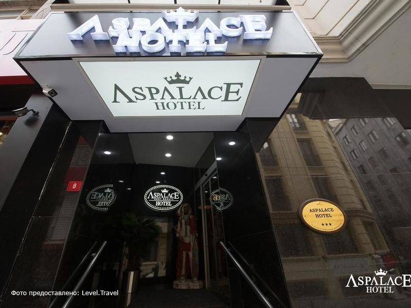 Фотография Aspalace Hotel