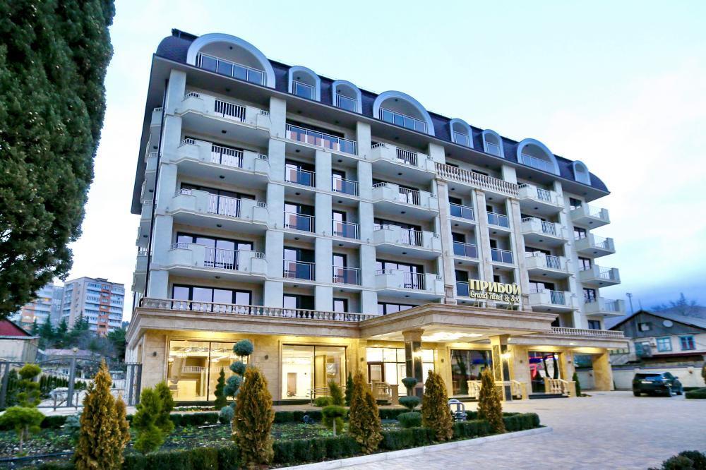 Отель Гранд Отель Прибой, Лазаревское, Россия