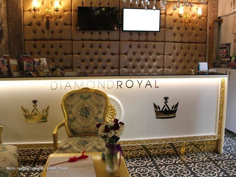 Фотография Diamond Royal Hotel